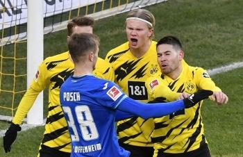 Vòng 3 Bundesliga 2021/2022: Xem trực tiếp Dortmund vs Hoffenheim ở đâu?