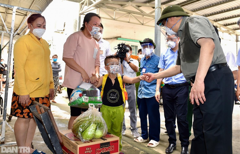 2 ngày làm việc và 16 điểm đến thị sát của Thủ tướng Phạm Minh Chính