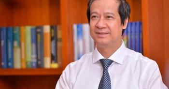 Bộ trưởng GD-ĐT: Dạy học trực tuyến trở thành việc lâu dài