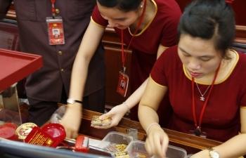 Giá vàng SJC tiếp tục phi mã, tăng hơn 1 triệu đồng/lượng