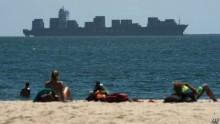 Hàng chục tỷ đôla hàng hoá đang lênh đênh trên biển cùng Hanjin