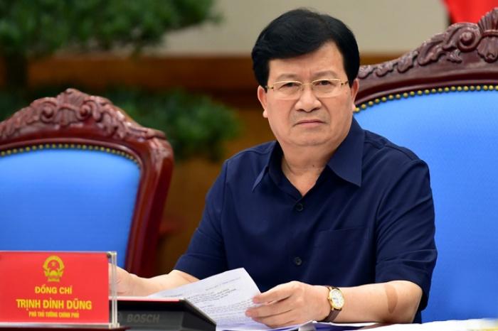 gap kho khan vuong mac ve dau tu cu goi dien thang cho pho thu tuong