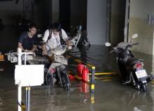 Chủ xe bị ngập ở Sài Gòn được bồi thường thế nào