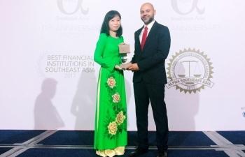 vietcombank ngan hang tot nhat viet nam nam 2017