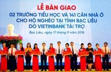 bac lieu vietinbank tai tro cong tac an sinh xa hoi hon 26 ty dong