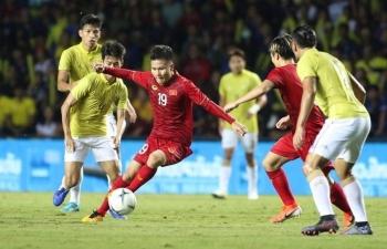 Xem trực tiếp bóng đá Thái Lan vs Việt Nam (VL World Cup 2022), 19h ngày 5/9