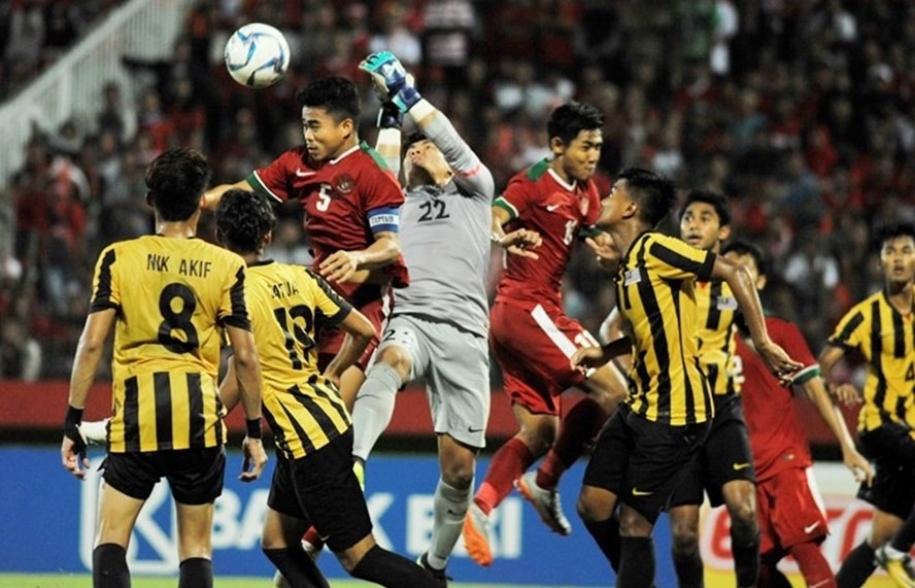 link xem truc tiep bong da indonesia vs malaysia vl world cup chau a 19h30 ngay 59