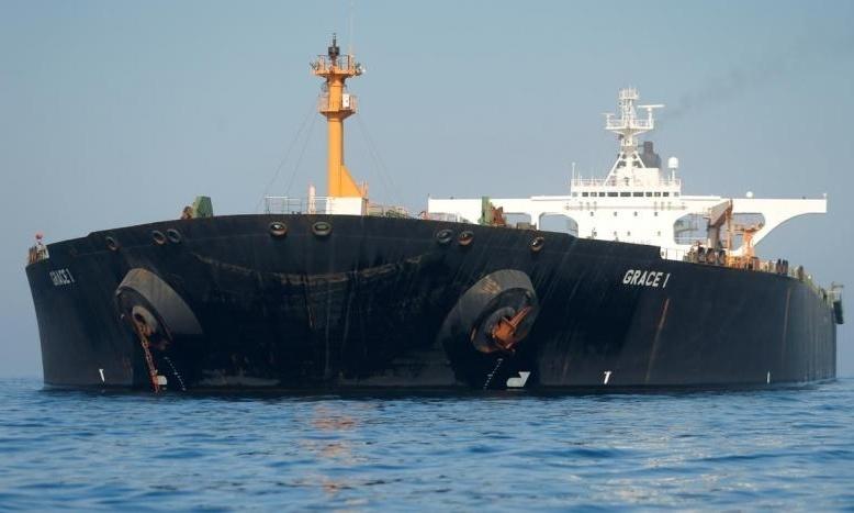 Mỹ trừng phạt mạng lưới chuyển dầu Iran