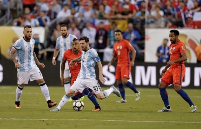 link xem truc tiep bong da chile vs argentina giao huu 9h ngay 69