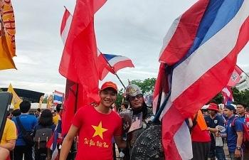 Thái Lan 0 - 0 Việt Nam: 1 điểm may mắn cho đội chủ nhà