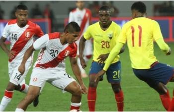 Link xem trực tiếp bóng đá Peru vs Ecuador (Giao hữu), 7h ngày 6/9