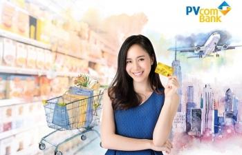 PVcomBank Mastercard: Gia tăng tiện ích khi chi tiêu