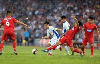 vong 24 v league 2019 xem truc tiep hoang anh gia lai vs hai phong o dau