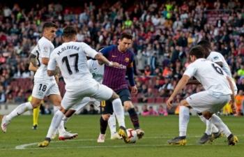 link xem truc tiep getafe vs barcelona la liga 21h ngay 289