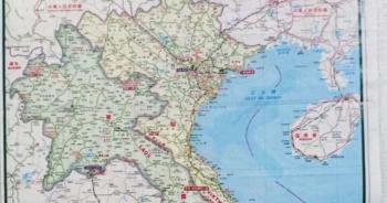 """4 doanh nghiệp có lao động người Trung Quốc treo bản đồ có """"đường lưỡi bò"""""""