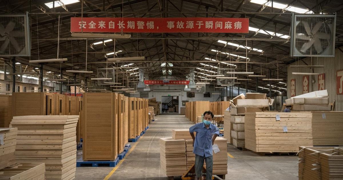 Trung Quốc tái kích hoạt cỗ máy xuất khẩu giữa dịch bệnh và thương chiến