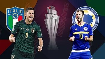 Xem trực tiếp Italia vs Bosnia ở đâu?