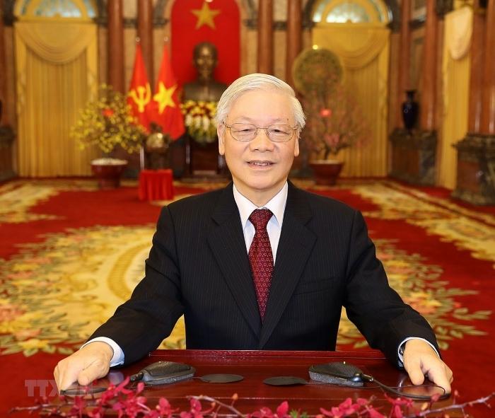 Thư chúc mừng của Tổng Bí thư, Chủ tịch nước Nguyễn Phú Trọng nhân dịp năm học mới 2020-2021