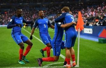 Xem trực tiếp Thụy Điển vs Pháp ở đâu?