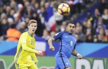 Link xem trực tiếp Thụy Điển vs Pháp (UEFA Nations League), 1h45 ngày 6/9