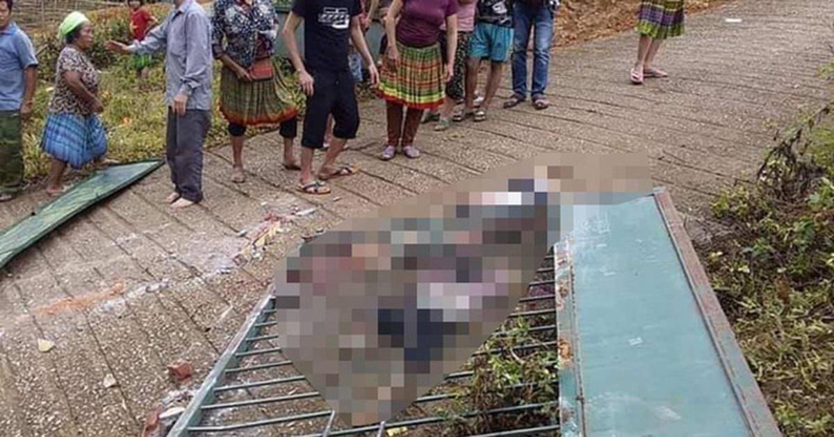 Danh tính 6 nạn nhân thương vong trong vụ sập cổng trường ở Lào Cai