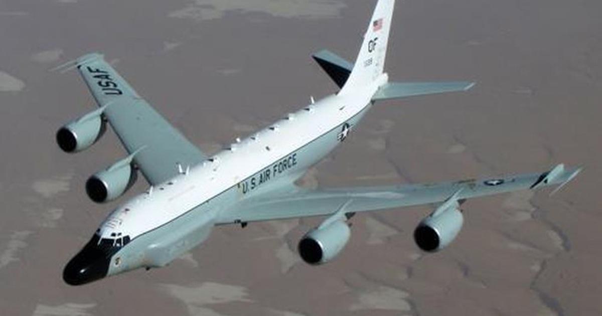 Tàu chiến, máy bay Mỹ theo sát Trung Quốc diễn tập trên biển