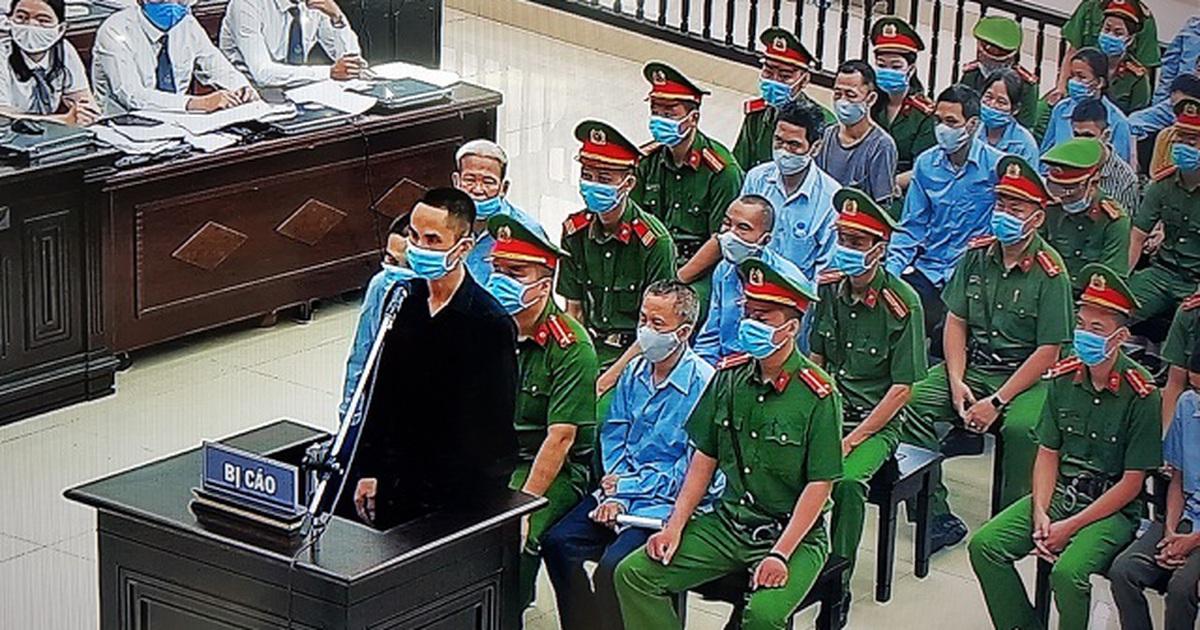 Xét xử vụ án ở Đồng Tâm: Đề nghị án tử hình với 2 bị cáo