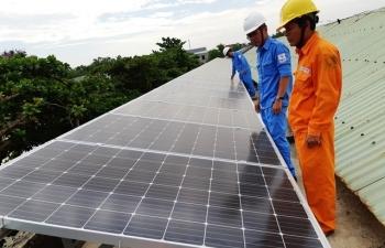 Gần 50 ngàn dự án điện điện mặt trời mái nhà đang vận hành