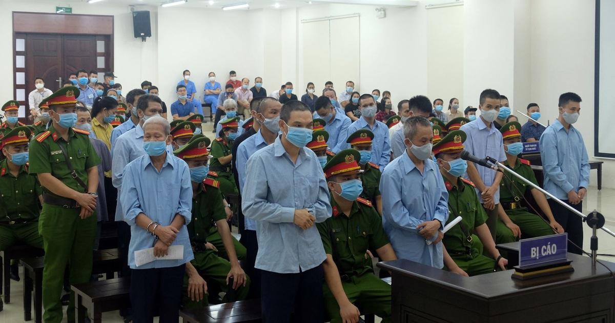 Chiều nay tuyên án vụ giết người, chống người thi hành công vụ ở Đồng Tâm