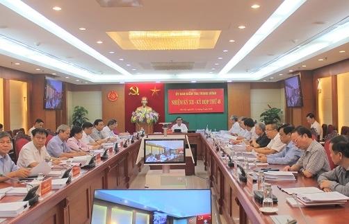 Ủy ban Kiểm tra Trung ương đề nghị khai trừ Đảng 4 đảng viên thuộc Đảng bộ thành phố Đà Nẵng