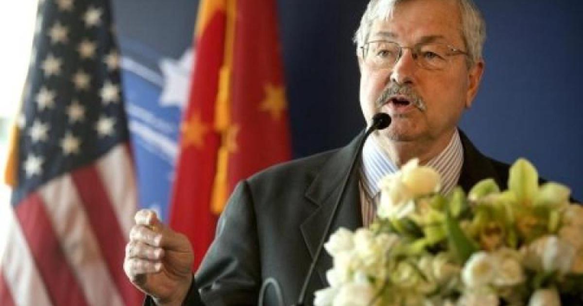 Hé lộ lý do đại sứ Mỹ tại Trung Quốc đột ngột từ chức