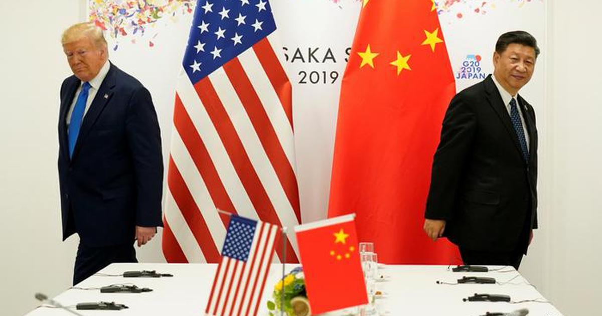 Đầu tư song phương Mỹ - Trung chạm đáy