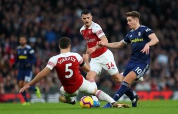 Link xem trực tiếp Arsenal vs West Ham Utd (Ngoại hạng Anh), 2h ngày 20/9