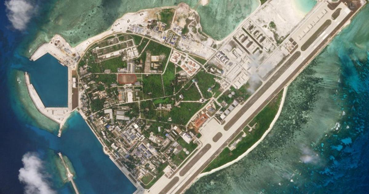 """Chuyên gia Trung Quốc nói nên bỏ """"đường lưỡi bò"""" ở Biển Đông"""