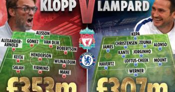 Vì sao Lampard gọi Jurgen Klopp là kẻ đạo đức giả?