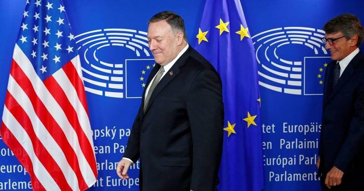 Mỹ - EU tìm tiếng nói chung đối phó Trung Quốc