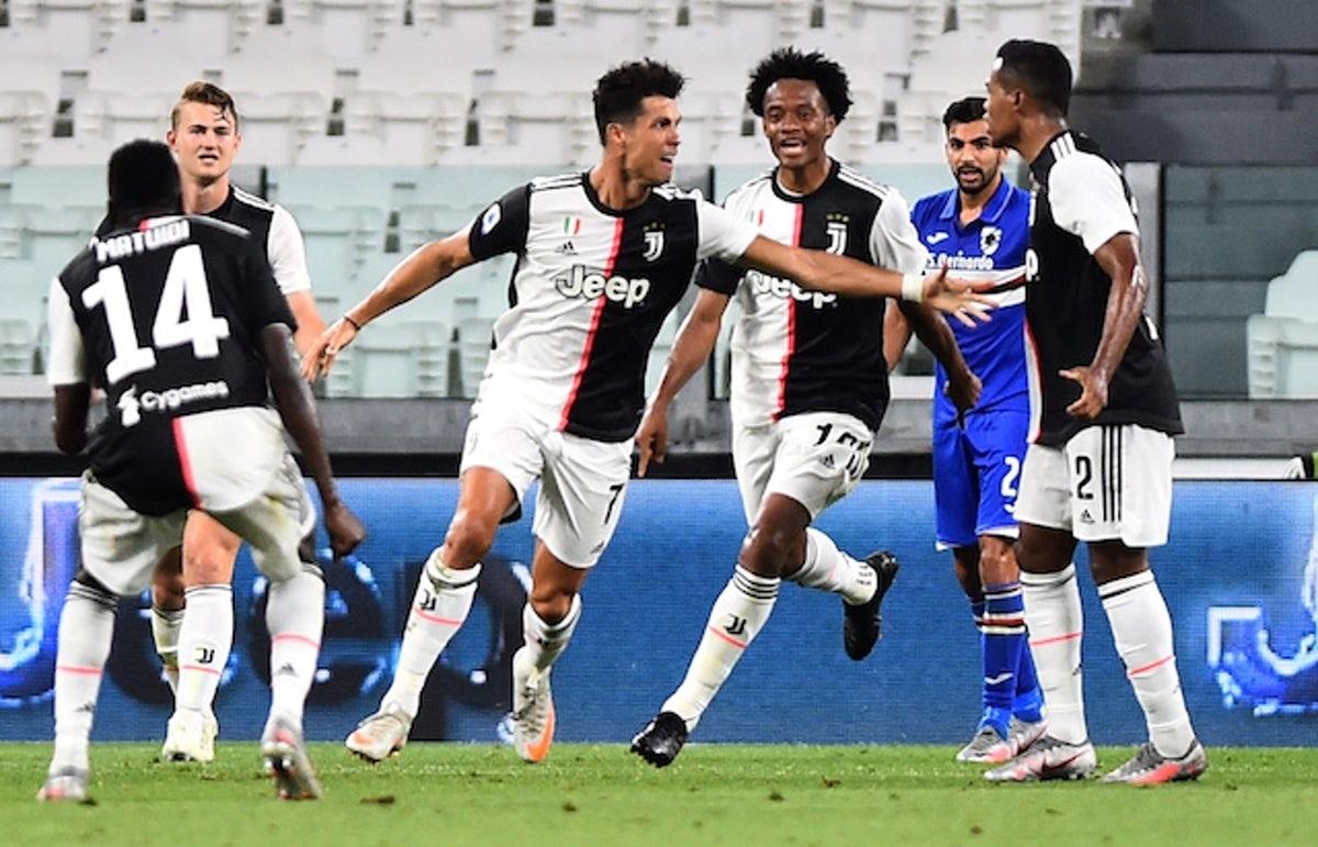 Link xem trực tiếp bóng đá Juventus vs Sampdoria (Serie A), 1h45 ngày 21/9