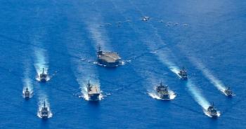 """Mỹ khắc chế """"át chủ bài"""" tàu ngầm của Trung Quốc ở Biển Đông"""