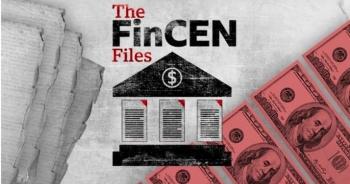 """Tài liệu mật hé lộ đường đi của tiền """"bẩn"""" trong các ngân hàng toàn cầu"""
