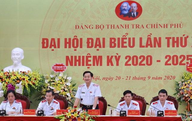 Ông Lê Minh Khái được bầu làm Bí thư Đảng uỷ Thanh tra Chính phủ - 1