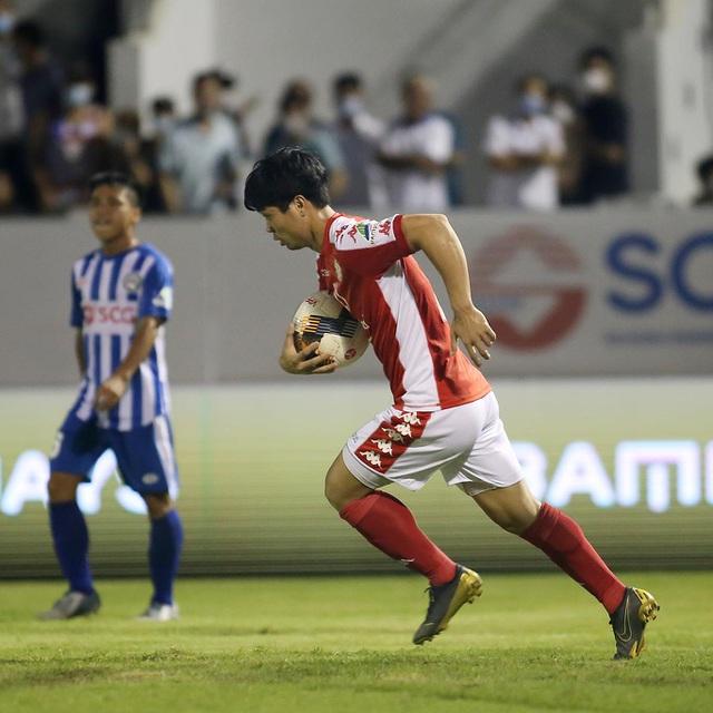 Công Phượng và hành trình đi tìm chức vô địch V-League - 1