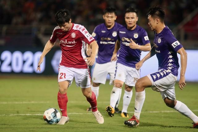 Công Phượng và hành trình đi tìm chức vô địch V-League - 2