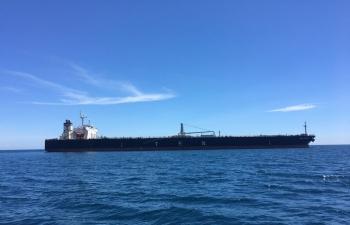 BSR nhập chuyến dầu đầu tiên sau BDTT lần 4
