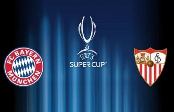 Link xem trực tiếp Bayern vs Sevilla (Siêu Cup Châu Âu), 2h ngày 25/9