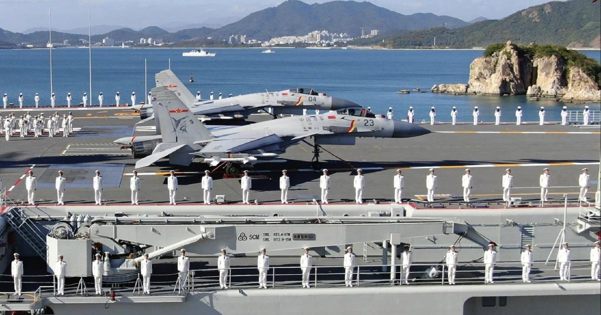 Mỹ trừng phạt phần lớn công ty liên quan tới quân đội Trung Quốc