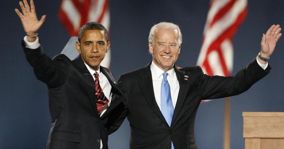 """Ông Obama công khai số điện thoại nhằm """"kéo"""" phiếu bầu cho ông Biden"""