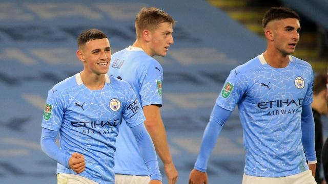 Man City thắng nhẹ trận ra quân tại Carabao Cup - 2