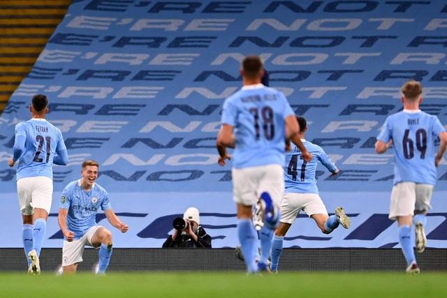 Man City thắng nhẹ trận ra quân tại Carabao Cup - 3