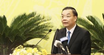 Tân Chủ tịch Hà Nội: Vinh dự lớn, trách nhiệm cũng nặng nề