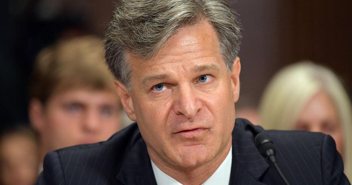Giám đốc FBI: Tin tặc Trung Quốc tấn công nghiên cứu Covid-19 của Mỹ